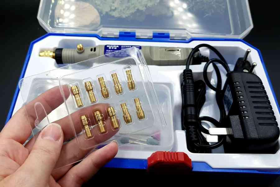 Electric Tool, Mini Drill Rotary tool 18V 6