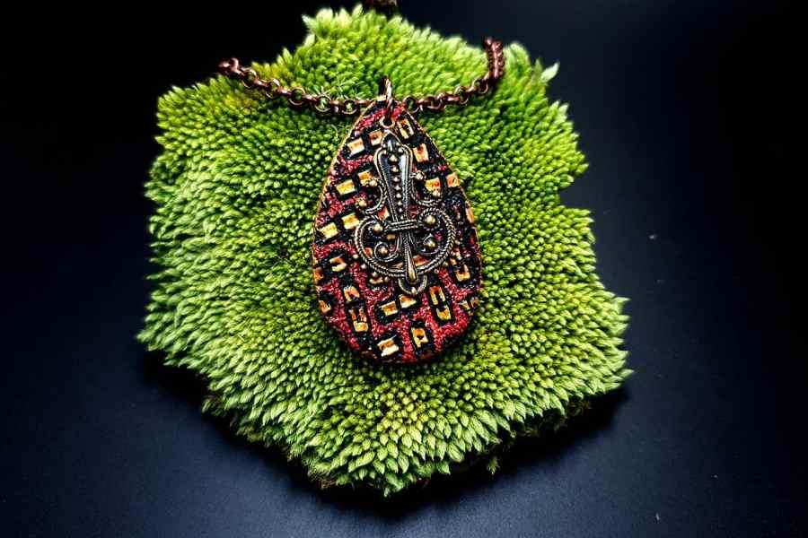 Jewelry Set Christmas Tale Earrings Pendant 2 5