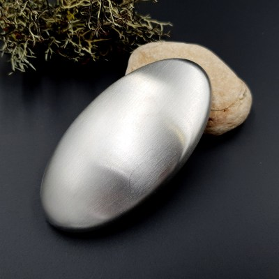 Long Domed Oval Stainless Steel Tool for Baking