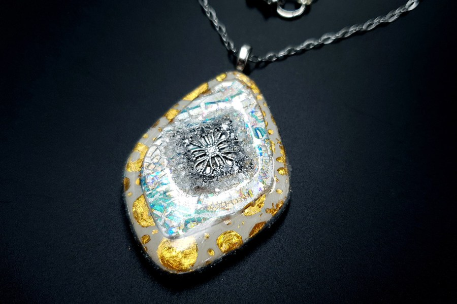 Pendant Ice and Sun 2
