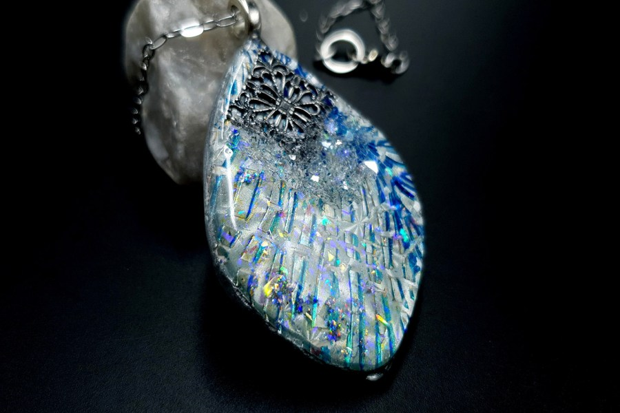 Pendant Melted Ice 3