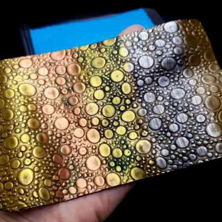 Soap Bubbles Silicone Texture