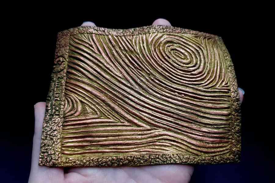 Wooden Pattern 9