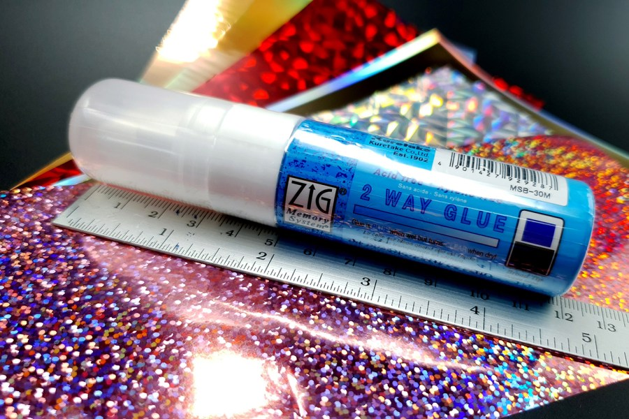 2 Way Adhesive Glue Marker - Broad 3