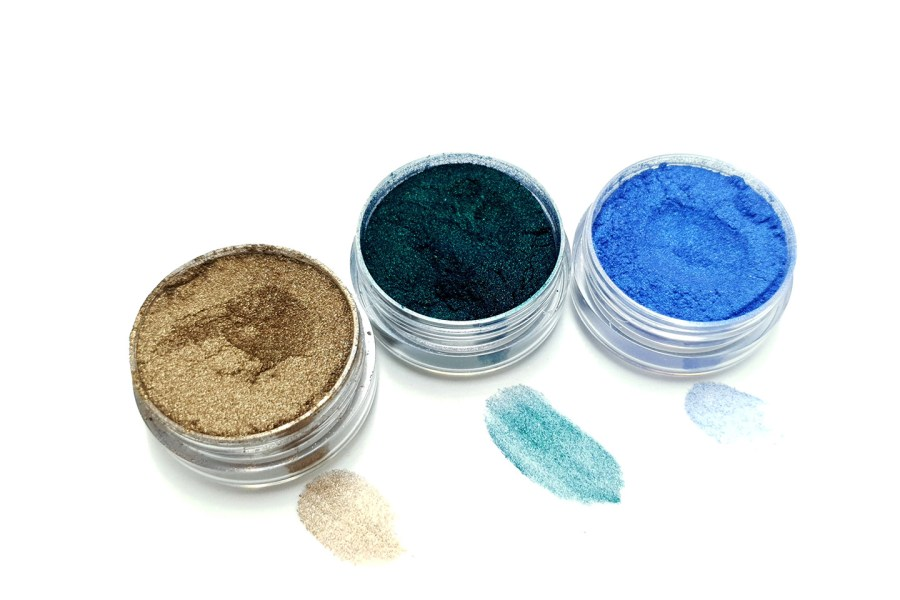 The Nature - Set of 3 Pigment powders 4