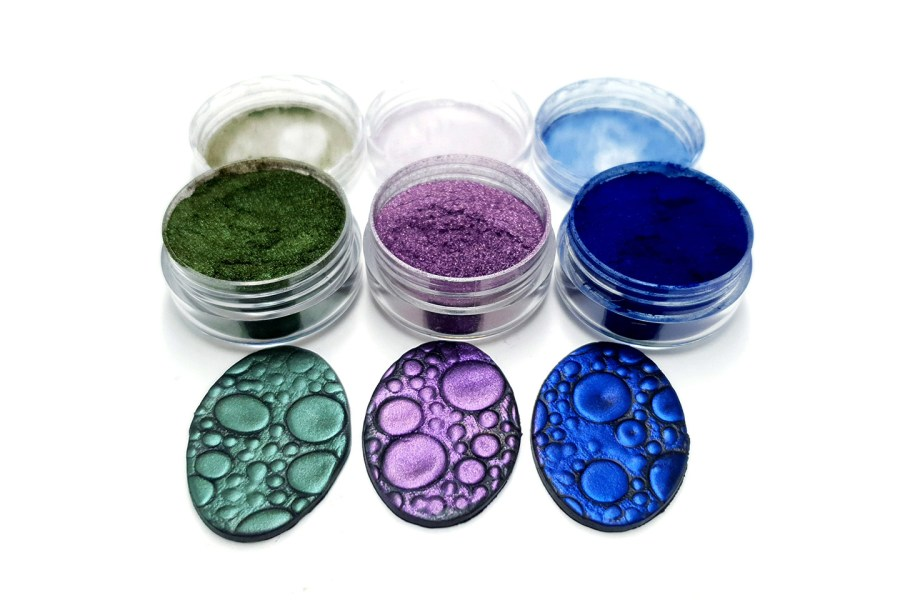 Magic Forest - Set of 3 Pigment powders 1