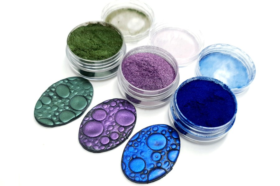 Magic Forest - Set of 3 Pigment powders 4