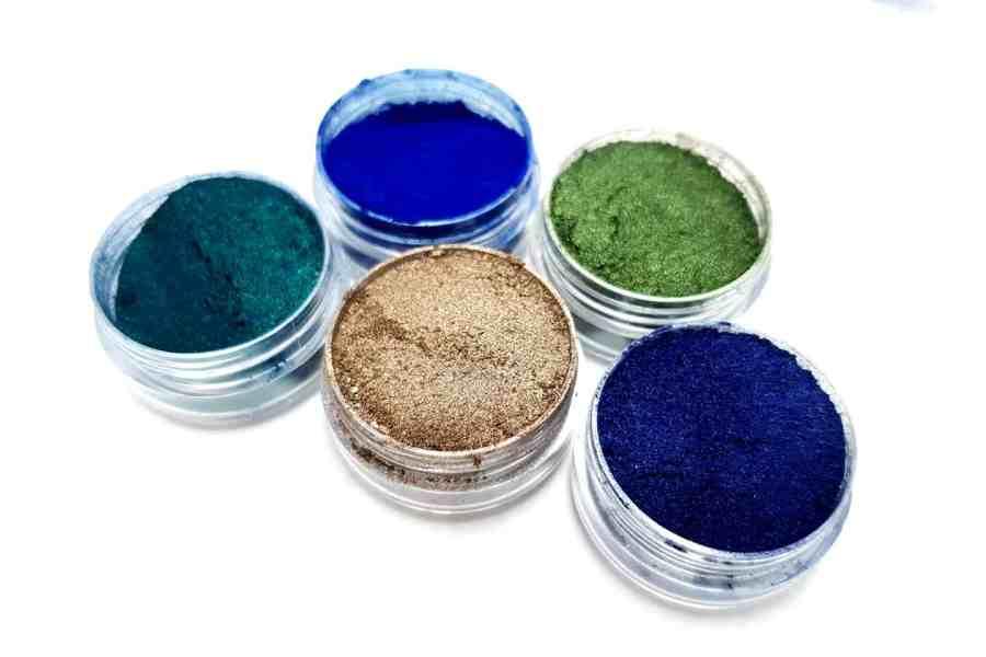 Magic Nature - Set of 5 Pigment powders 8