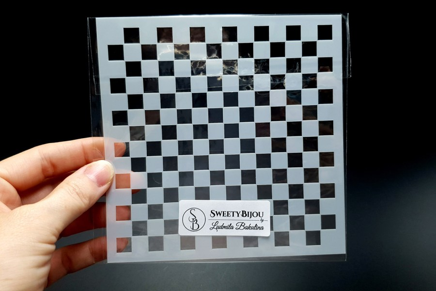 Chess Board (13x13cm) 1