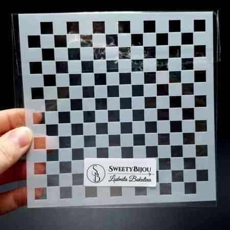Chess Board (13x13cm)