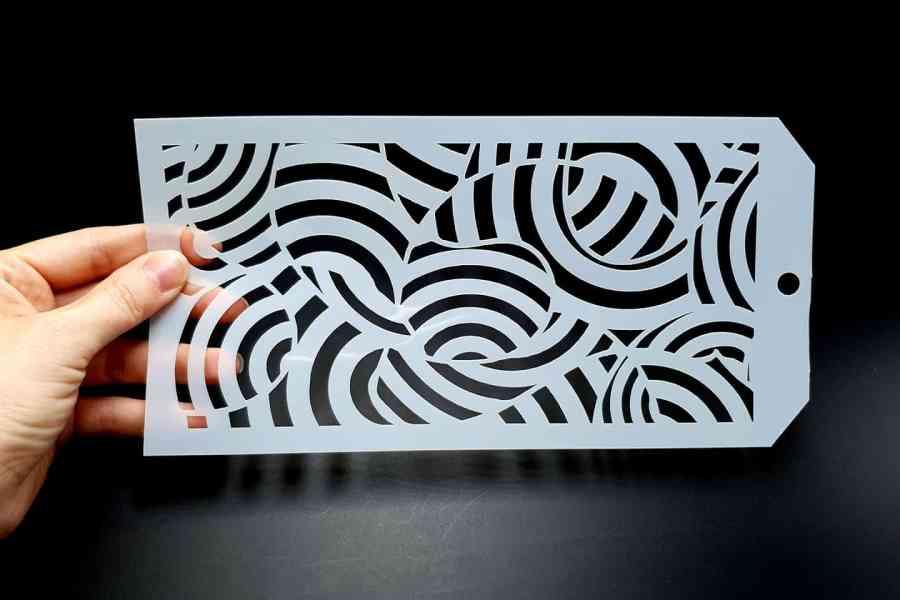 Set of 3 Illusions (12x24cm) 2