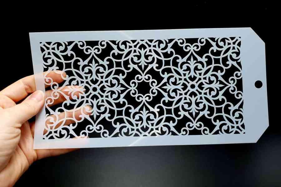 Set of 3 Magic Patterns (12x24cm) 4