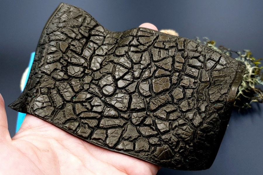 Silicone Texture Cracked Soil. Drought (130x85mm) 9