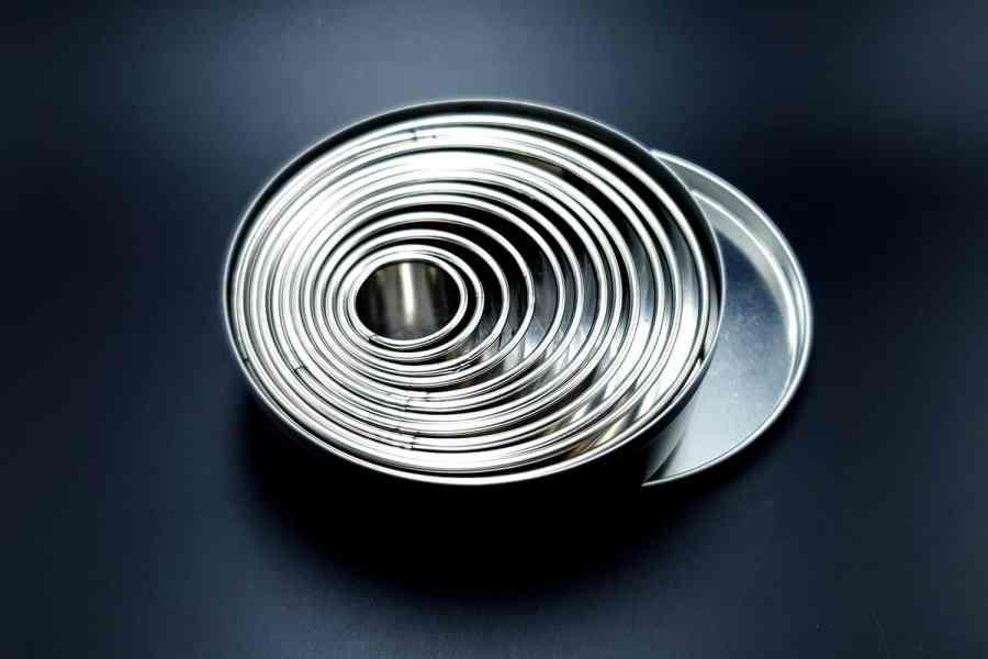 Round Shape Cutters, 12pcs, 3-12 cm 1