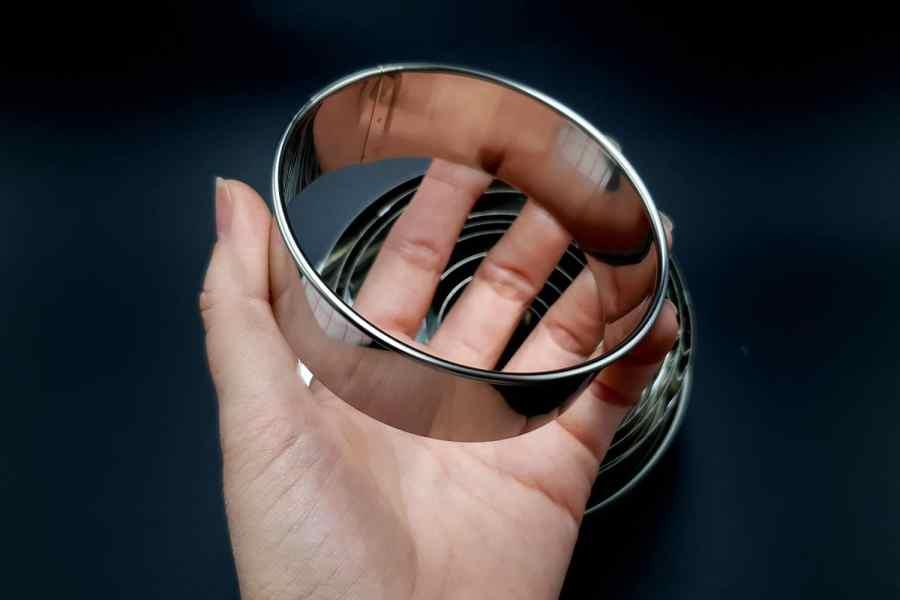 Round Shape Cutters, 12pcs, 3-12 cm 7