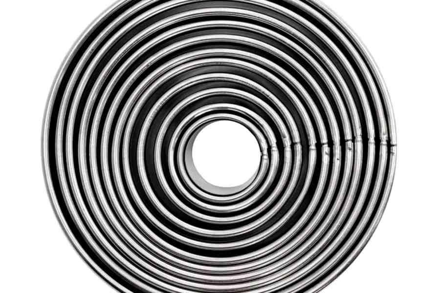 Round Shape Cutters, 12pcs, 3-12 cm 12