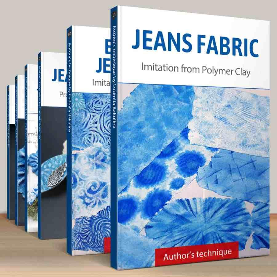Faux Jeans/Denim Fabric - Video Course 1