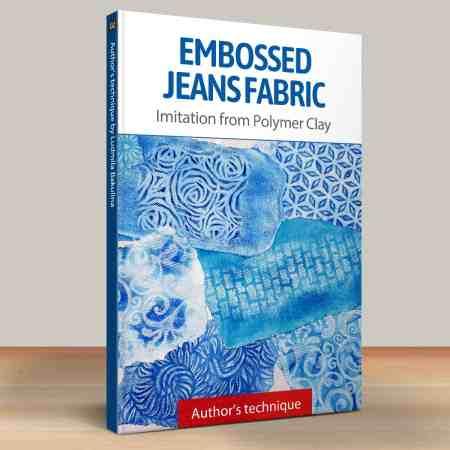 Faux Jeans/Denim Fabric: Part.2 Embossed Faux Jeans