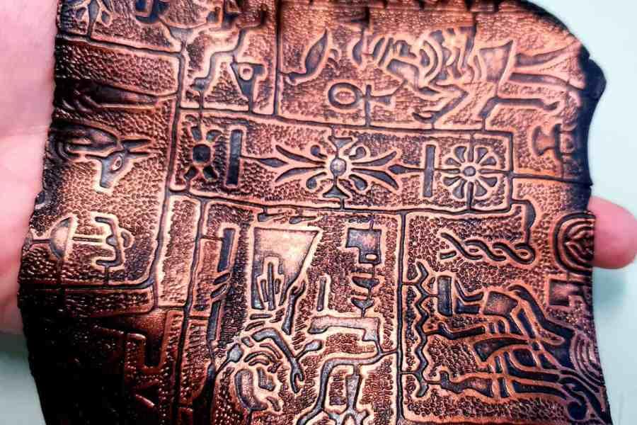Egyptian Murals (IN, 190x110) 5