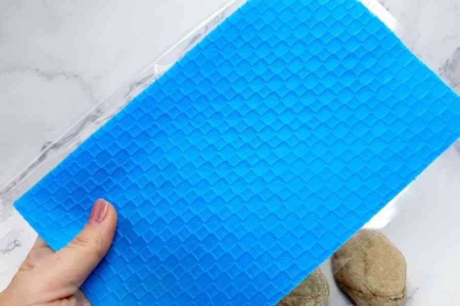Super Thin Texture - Wicker Rug (190x110) 4