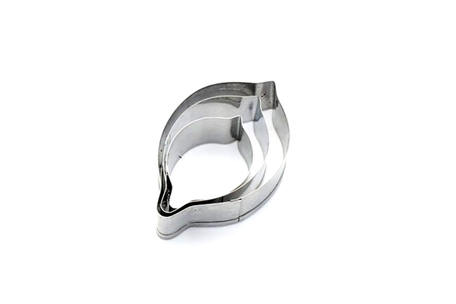 Stainless Steel Jewelry Petal Shapes Cutters (1) 1