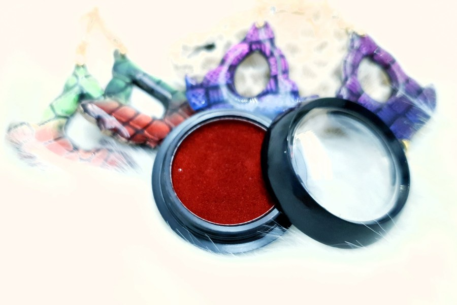 "Solid Powder ""Passionate Red"" 3"