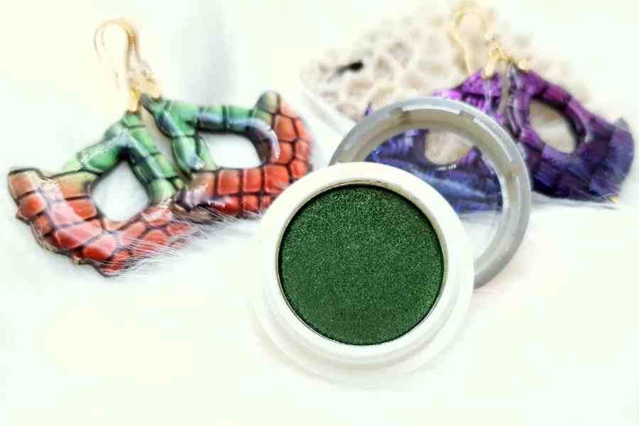 "Solid Powder ""Green Grass"" 4"