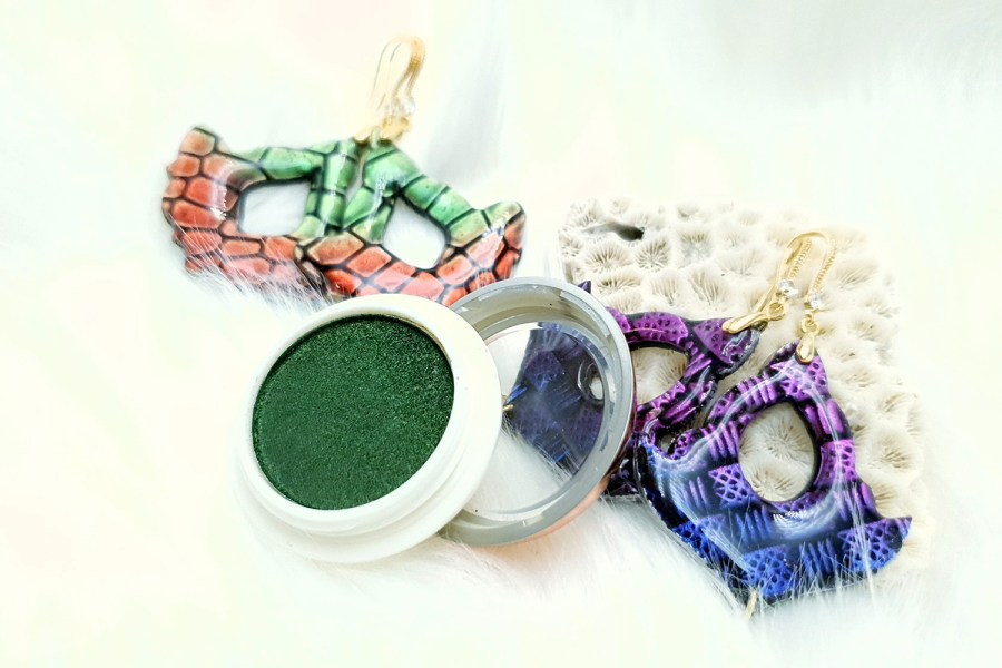 "Solid Powder ""Green Grass"" 3"