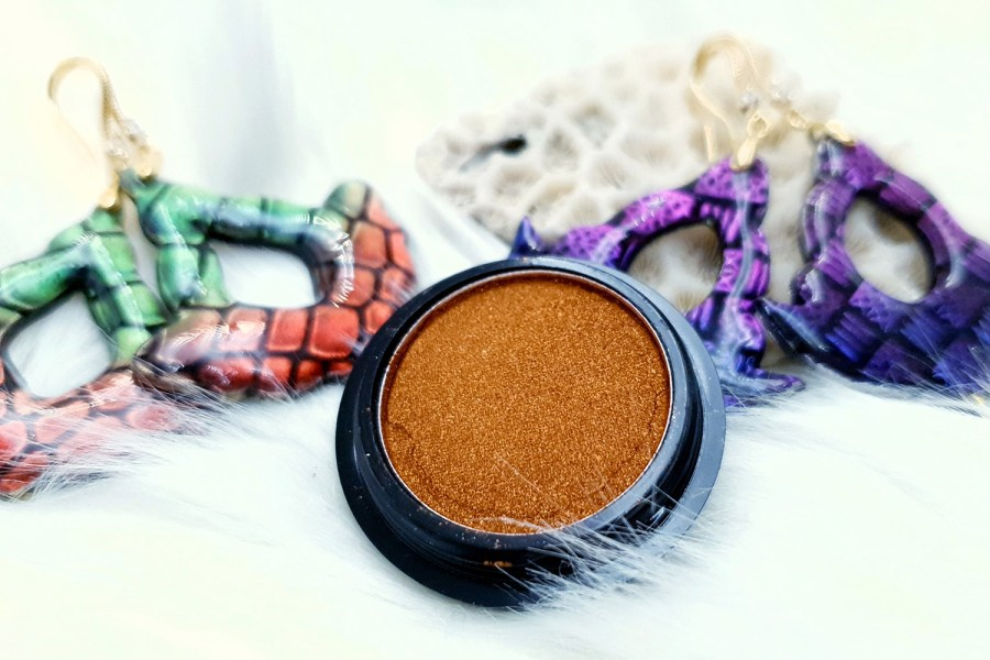 "Solid Powder ""Vintage Copper"" 4"