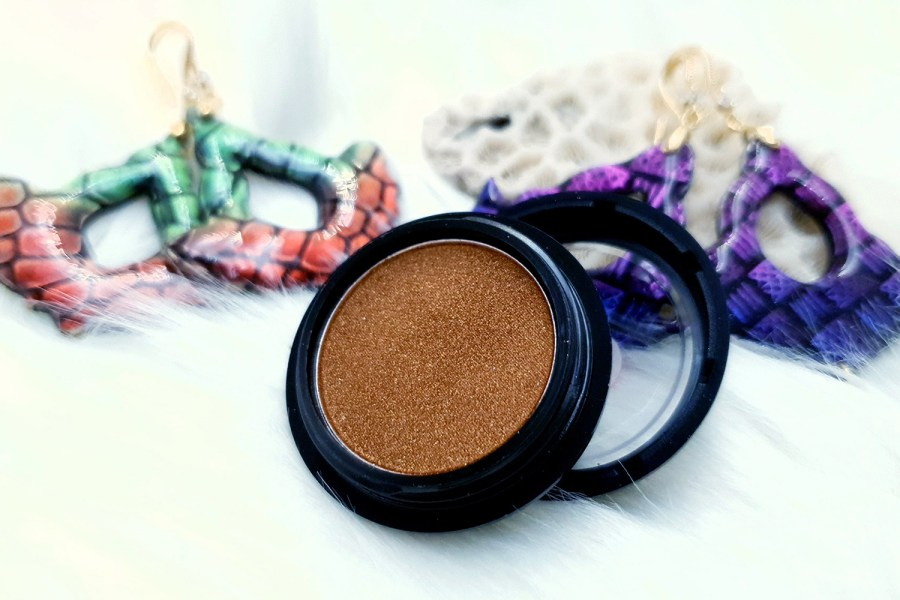"Solid Powder ""Dark Copper"" 4"