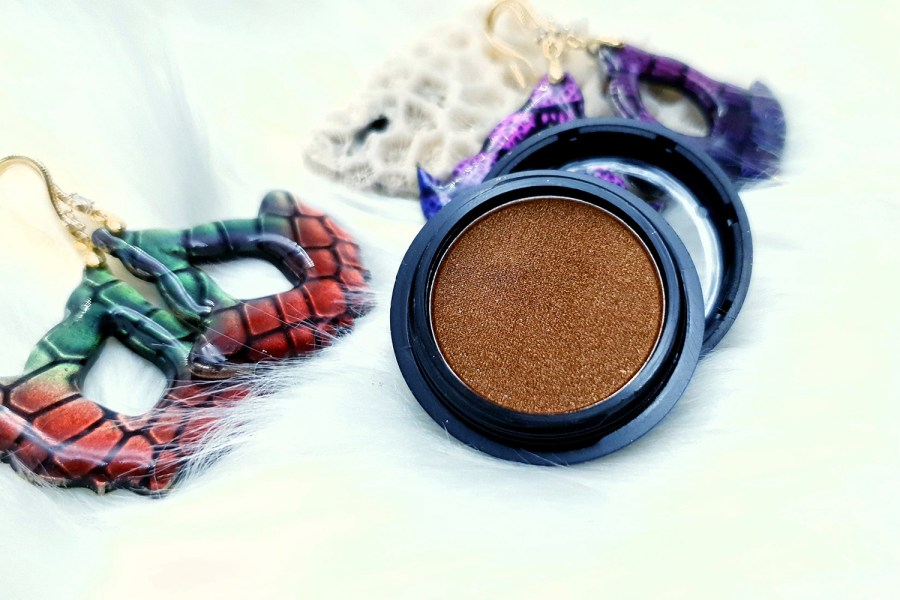 "Solid Powder ""Dark Copper"" 2"