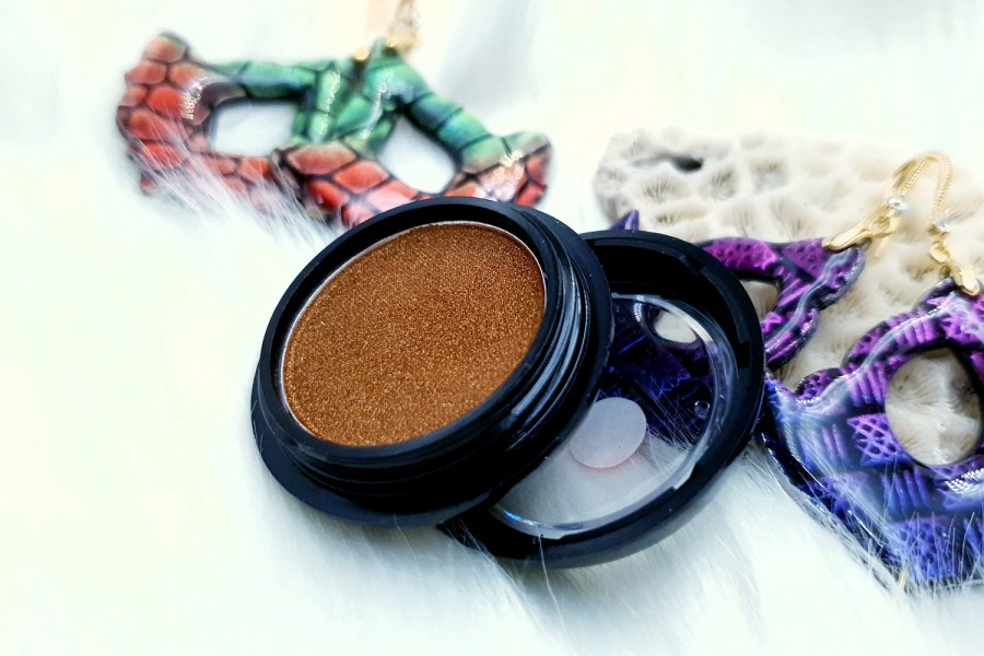 "Solid Powder ""Dark Copper"" 3"