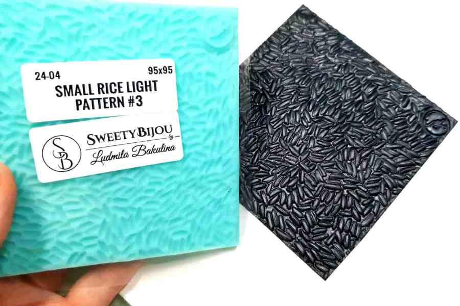 Small Rice Light Pattern #3