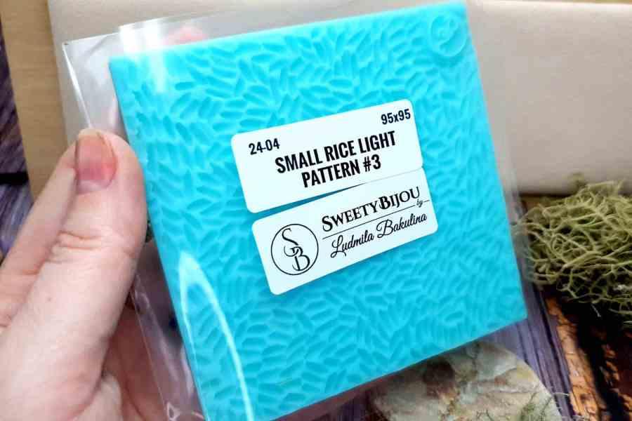 Small Rice Light Pattern #3 7