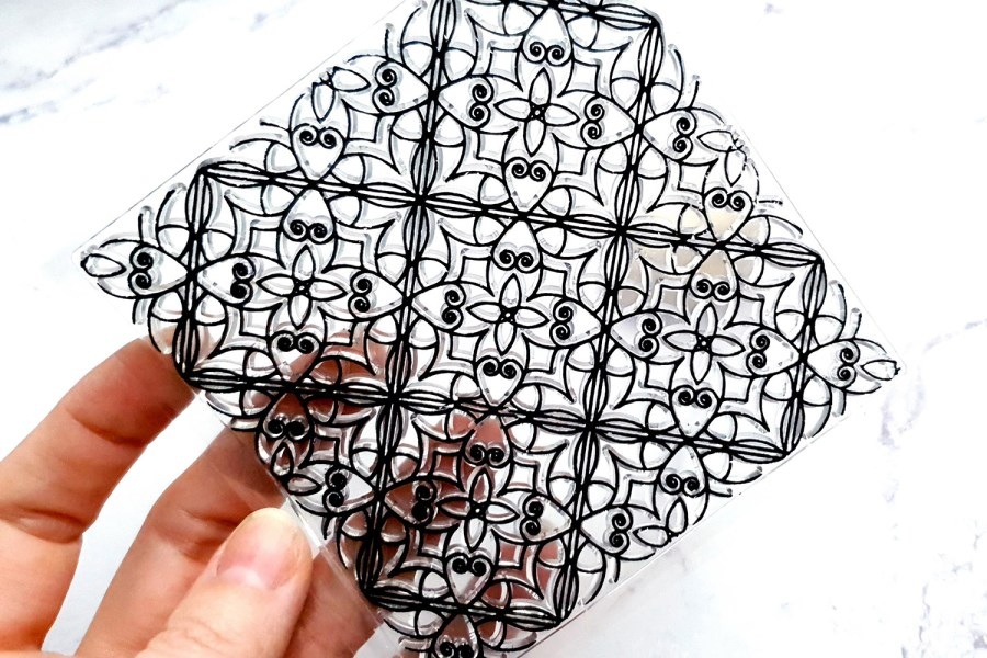 Geometric Pattern Background 4