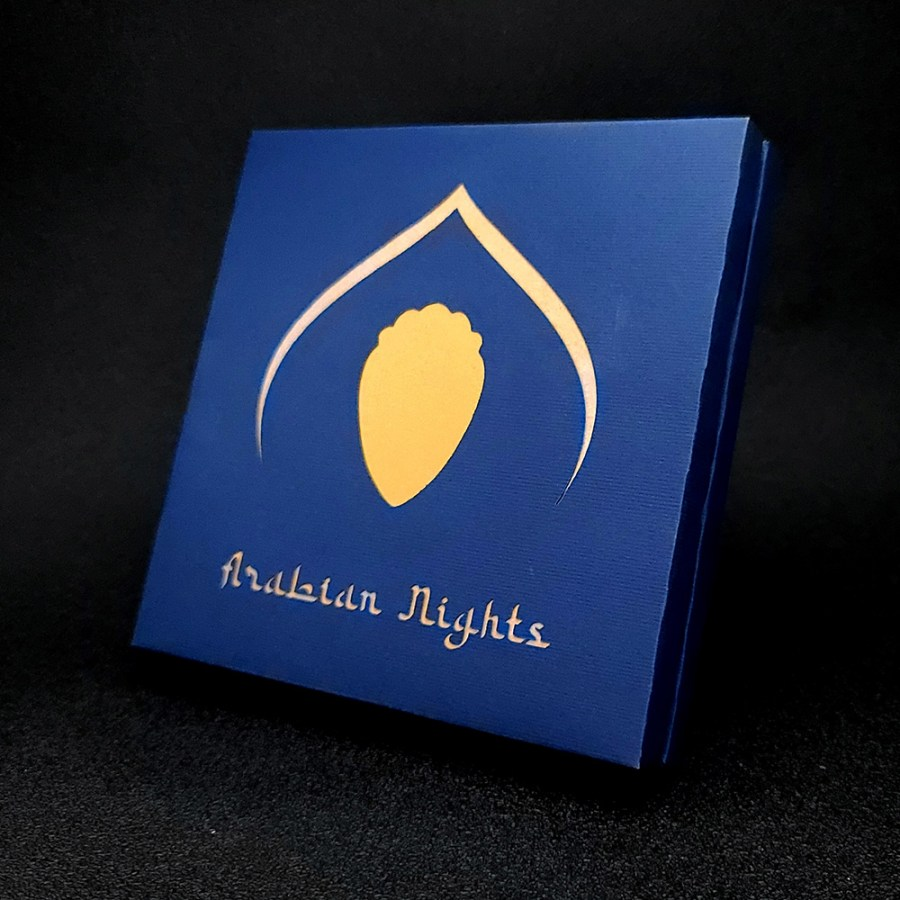 Arabian Nights Cutters #2