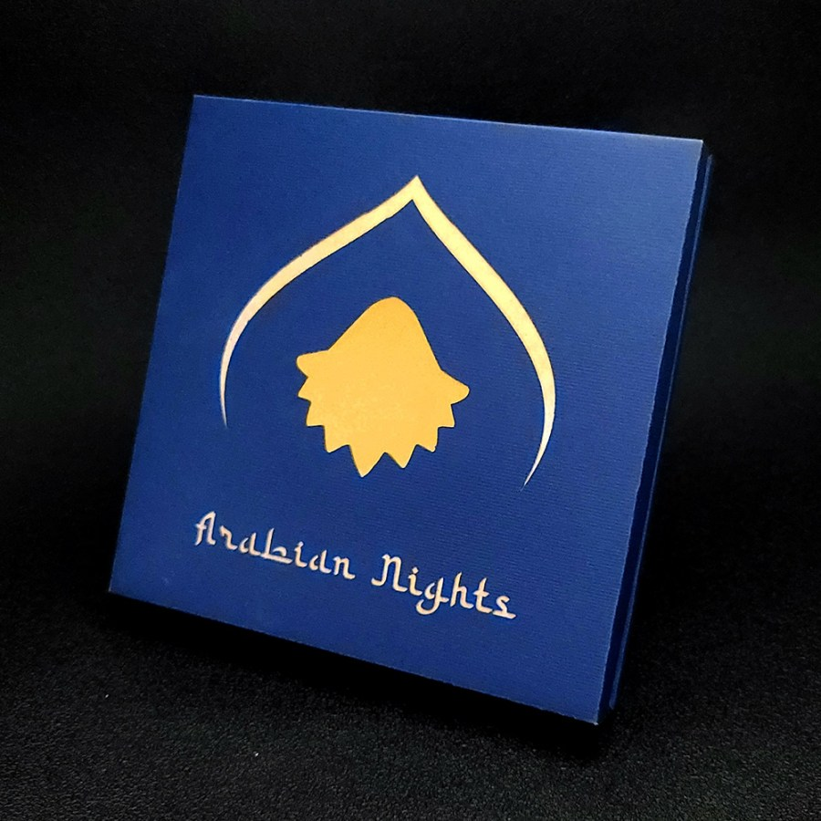 Arabian Nights Cutter #4