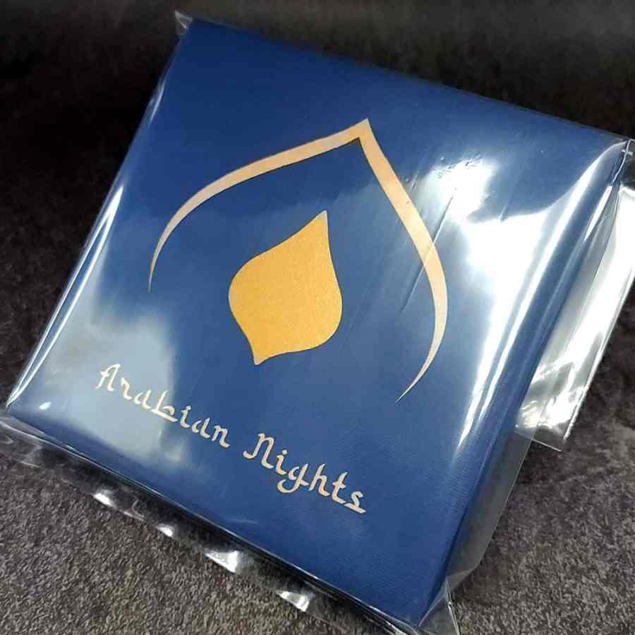 Arabian Nights Cutter #9