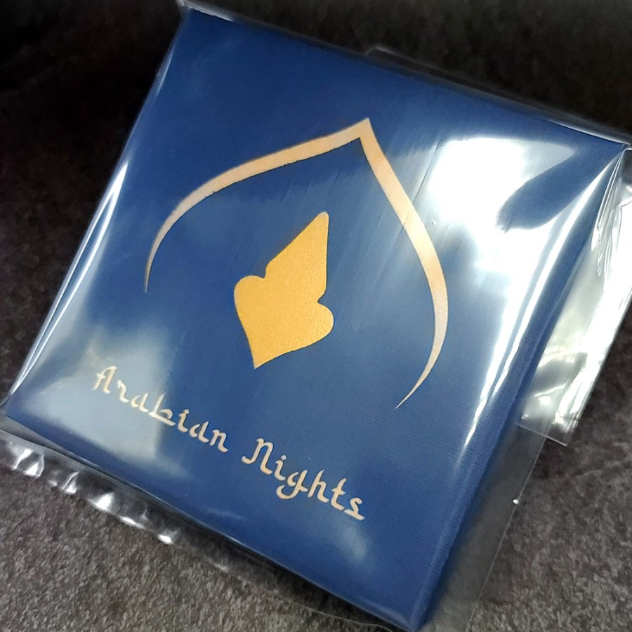 Arabian Nights Cutter #10