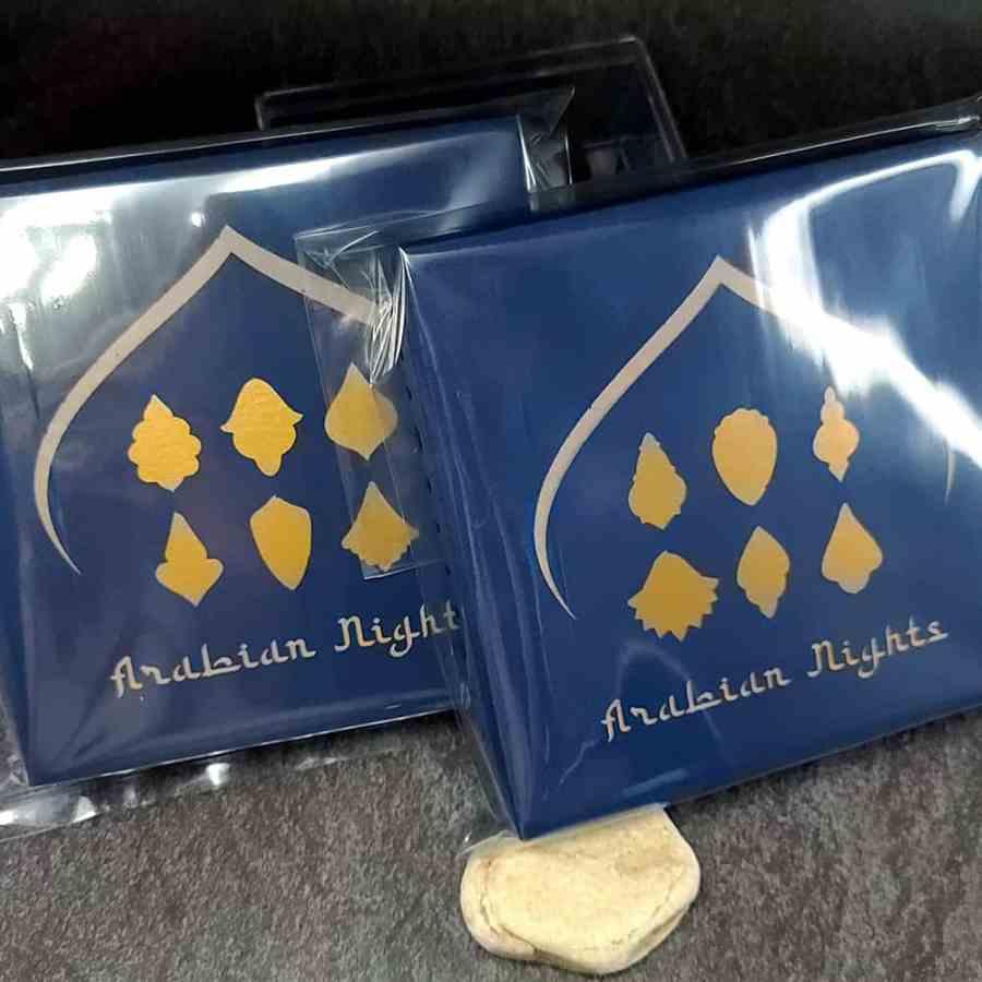 Arabian Nights Cutters - Full Set of 12 mini cutters