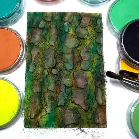 Tree Bark – Silicone Texture (145x100mm)