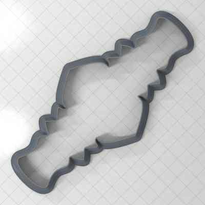 Bracelet Cutter #12