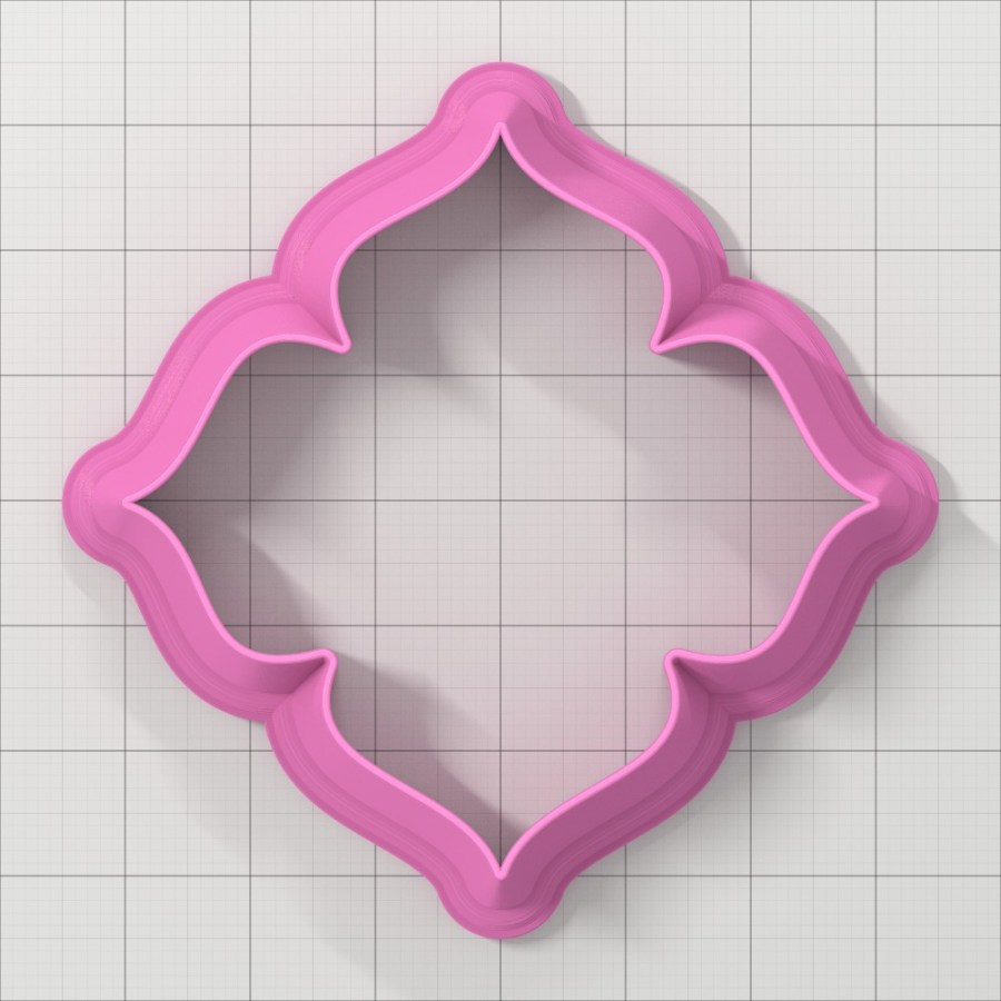 Set of 4 cutters – Focal Element #20 – 3,4,5,6cm