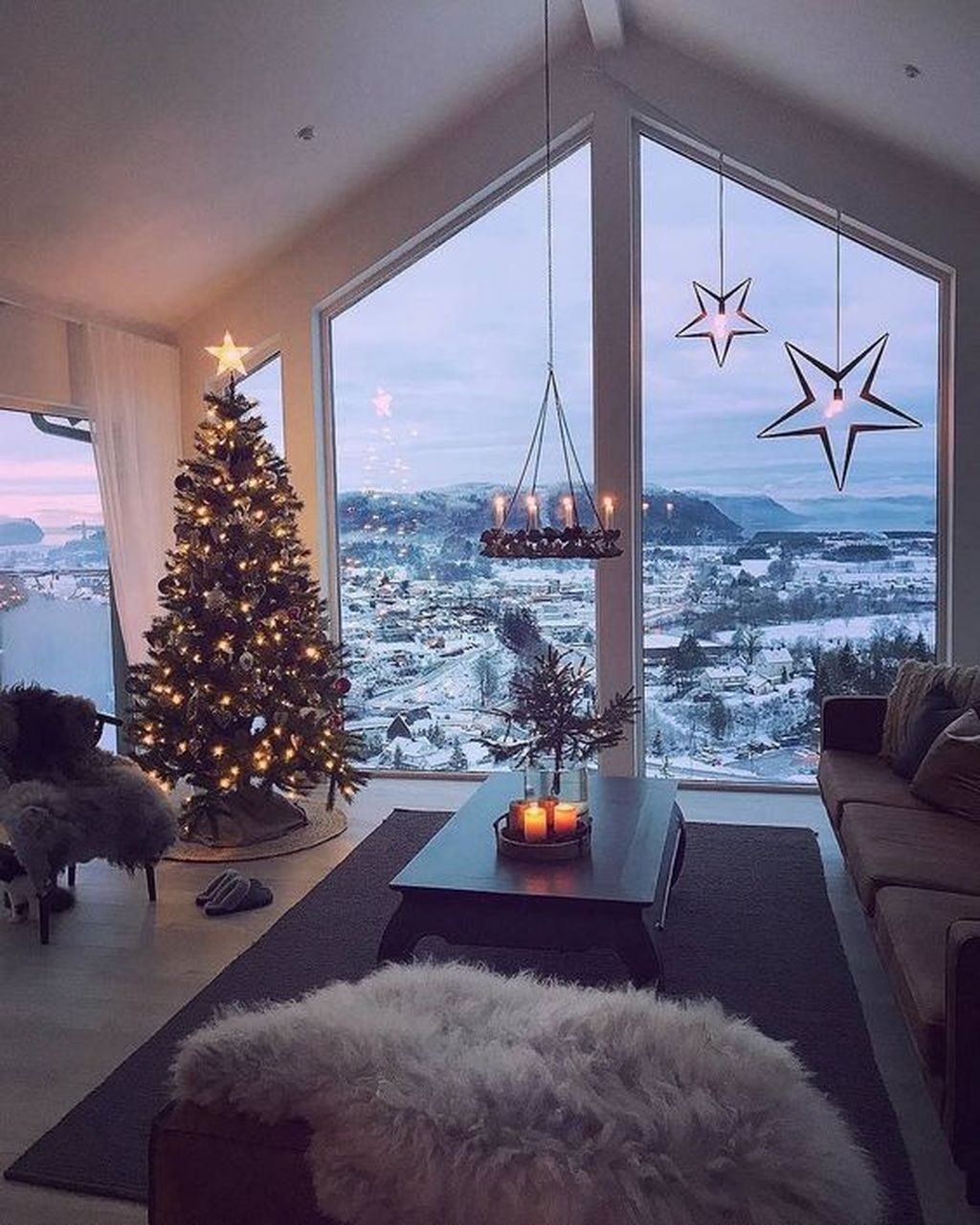 Amazing Winter Home Decoration Ideas 28