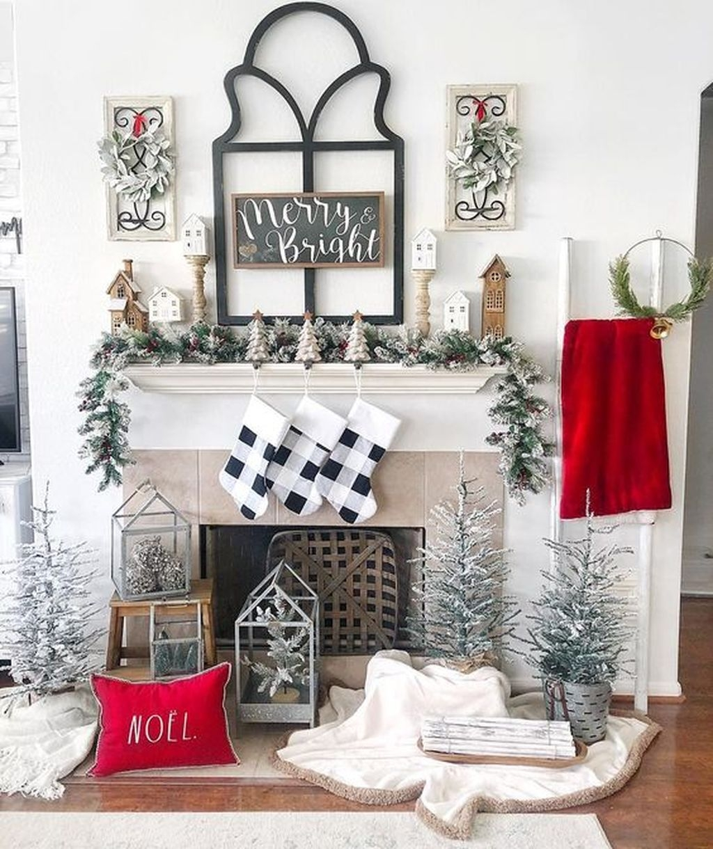 Amazing Winter Home Decoration Ideas 29