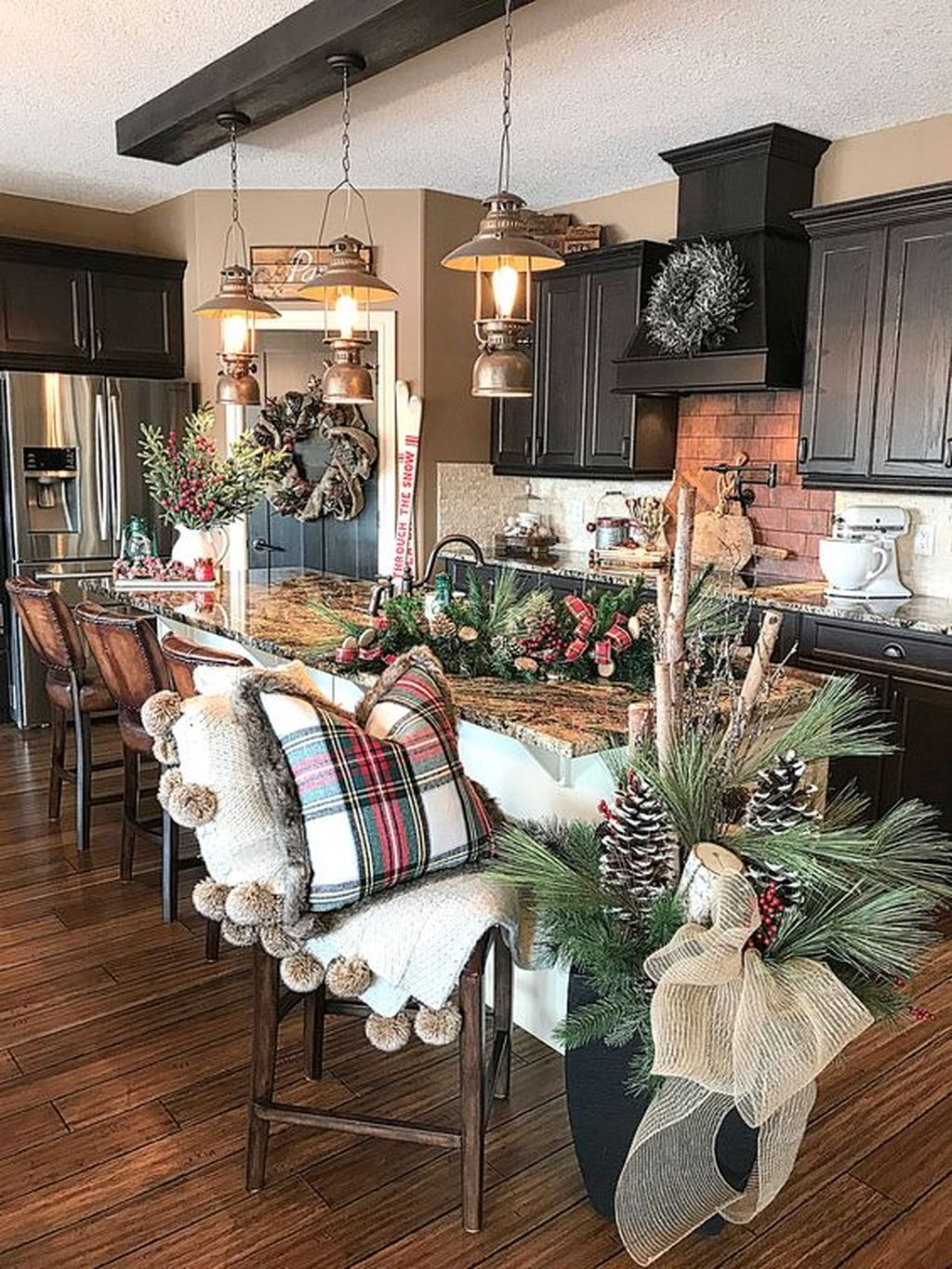 Amazing Winter Home Decoration Ideas 50