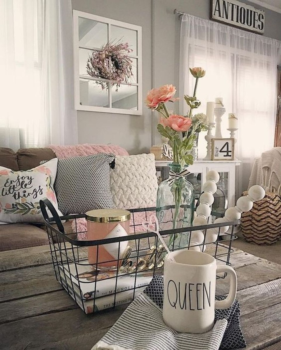 Awesome Winter Simple Living Room Decor Ideas You Must Try 07