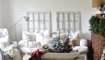 Awesome Winter Simple Living Room Decor Ideas You Must Try 11