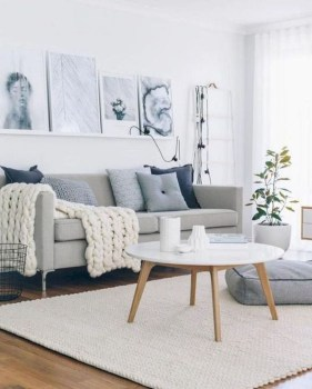 Awesome Winter Simple Living Room Decor Ideas You Must Try 45