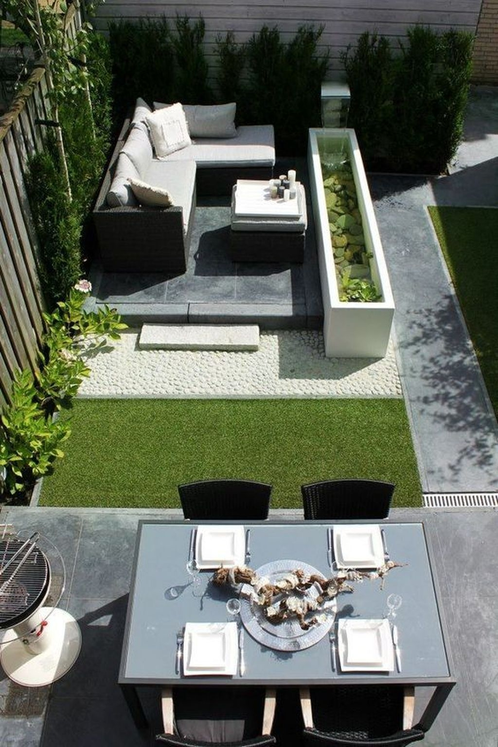 Beautiful Small Backyard Landscaping Ideas 25